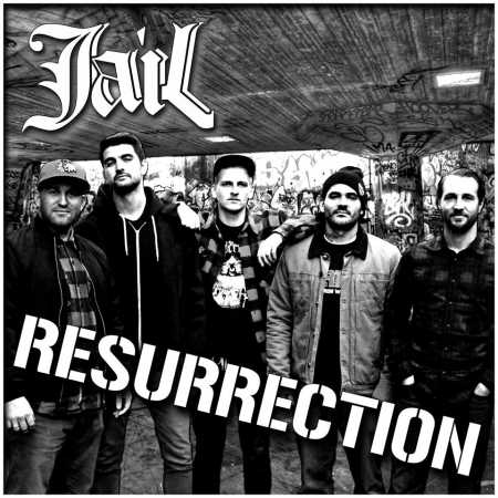 "Jail - Resurrection 7"" Vinyl"