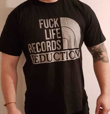 Reduction - FLR (Silber / T-Shirt)