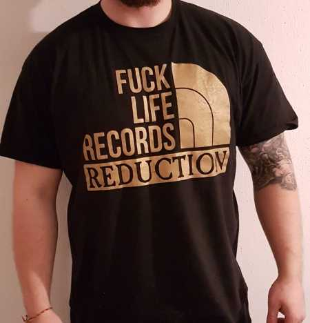 Reduction - FLR (Gold / T-Shirt)