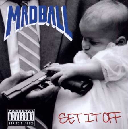 "Madball - Set It Off 12"" (Vinyl / LP)  Re - Issue"