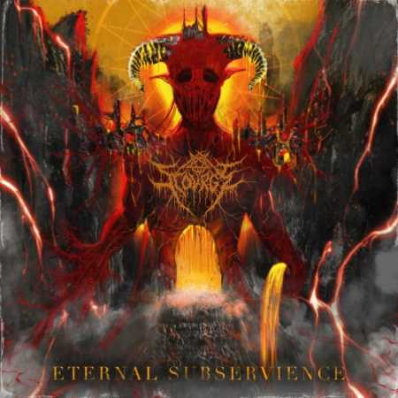 Scourge - Eternal Subservience CD