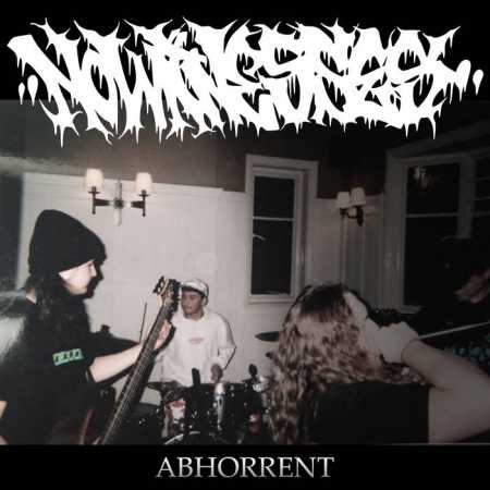 No Witnesses - Abhorrent CD