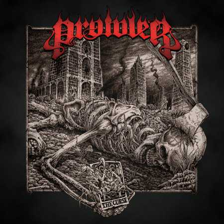Prowler - The Curse CD