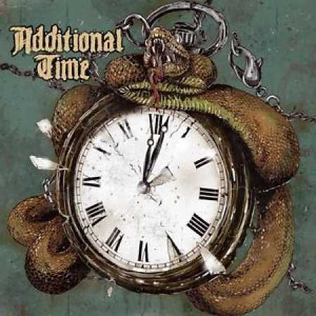 "Additional Time - S/T  7"" Vinyl"