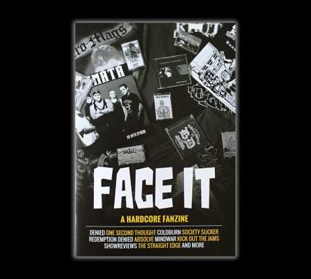 Face It - Hardcore Magazine