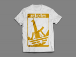 Reduction - Ad*das (Gold / T-Shirt)